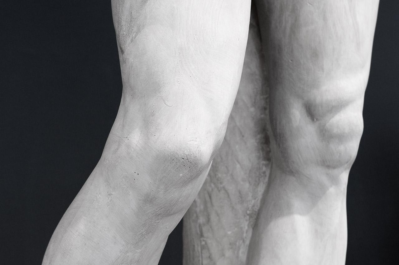 Das Knie: die Prinzessin der Körpers.