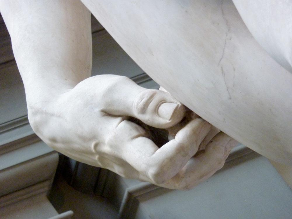 Unser Handgelenk ist eigentlich ein aus mehreren Teilgelenken zusammengesetztes Gelenk. (Bild: Wikimedia Commons)